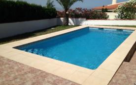 Belle Villa, avec vues mer, piscine et jardin privés, Peñiscola