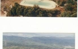 A 15 mn d'AVIGNON et du PONT du GARD en pleine nature ! ! avec piscine dans Mas XIIIéme (2 ch. 4 pers.) - Rochefort-d...
