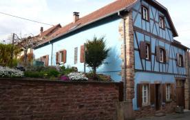 Location de vacances gîte 8 à 11 personnes région Obernai
