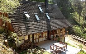 Maison pour 5 personnes à Wolfach