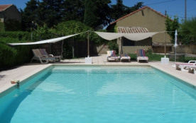 destination provence,gite de charme piscine 4pers. - Vacqueyras