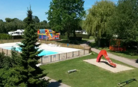 Camping L'Orée de Deauville  3* - Mobil-home 6 personnes - 2 chambres (entre 6 et 10 ans) (Max. a...