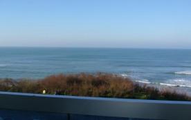 Face à la mer, très agréable TYPE 2 tout confort + Parking
