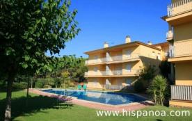Location appartement à Llafranc proche plage avec piscine | ca3