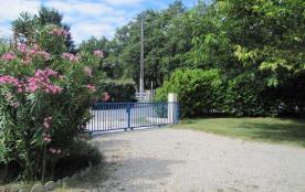 portail d' entrée