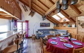 squarebreak, Appartement vue Mont-blanc au cœur de Chamonix