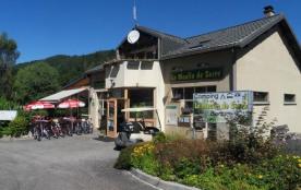 Camping Le Moulin de Serre, 59 emplacements, 40 locatifs