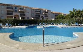 Appartement T3 pour 5 personnes à Saint Cyprien (66750). Résidence Quais de l'Amiraute.