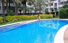 Appartement F2 avec piscine et jardin communautaires a Santa Margarita