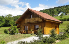 """""""Les Genêts"""" Chalet 3 étoiles, ambiance cocooning, proximité lacs, montagne et pistes de ski."""