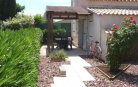 Charmante villa T2 + mezzanine à 3 km de la mer, promotions sur séjour + d'1 semaine d'oct à Juin - Villa ZorhaBellha T2