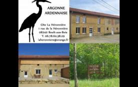 La Héronnière à Boult-aux-Bois (Ardennes), gîte avec spa aux portes de la forêt d'Argonne. Notre ...