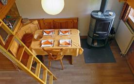 Appartement pour 2 personnes à Grimentz