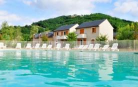 Location dans une jolie cité en Aveyron, au bord du Lot