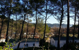 Camping Les Blimouses, 60 emplacements, 40 locatifs