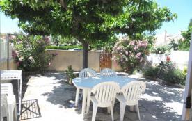 Au soleil de PALAVAS,maison Les Mimosa plein pied 6 pers