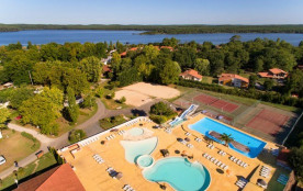 Camping Eurolac - Mh 3 Ch 6 pers -  6 Adultes Max