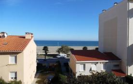 Résidence des Algues Bleues, deux pièces, 3 étage n° 13 pour 4 personnes d'environ 37 m².