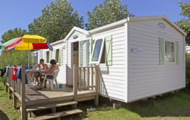 CAMPING JARD 4* - MH 2 CH 6 PERS