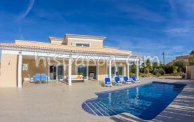 Belle villa à louer à Calpe pour u