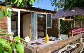 Camping Lou Pantaï - Chalet Confort