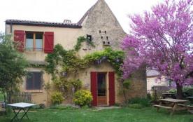 Gîte rural sur les hauteurs de la Dordogne - Le Buisson de Cadouin