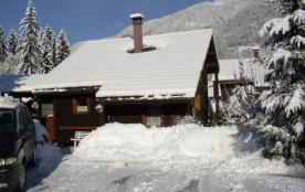 LOCATION BEAU CHALET classée 3 étoiles Verchaix - Haute-Savoie - Rhône-Alpes -