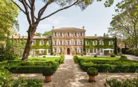 squarebreak, Bastide des Oliviers in Provence