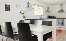 Maison pour 4 personnes à Hakenäset