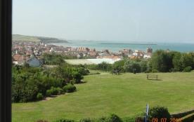 Maison, magnifique vue mer, terrasse - jardin, wifi