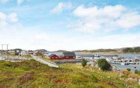 Maison pour 6 personnes à Nærøy