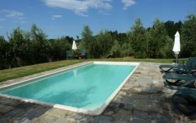 Foiano Chiana - Belle propriété comprenant 2 maisons restaurées avec beaucoup de soin.