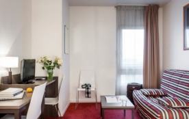 Adagio access Aparthotel Paris La Villette - Appartement Studio 3 personnes