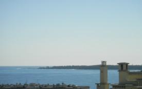 Vue du Balcon sur les Iles de Lérins