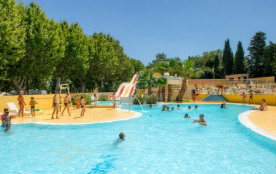 Camping des Sept fonts 3* - Mh climatisé 4pers 2 chambres