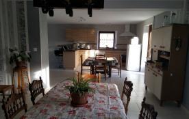 Location maison de vacances à la campagne 8 personnes - Gélacourt