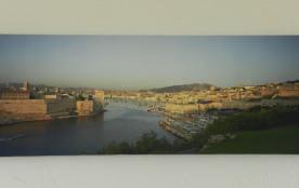 l'entrée du Vieux Port à Marseille