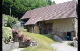 Un séjour convivial pour 4 personnes , Chambre Cosy , paysage montagneux à Saint Jean Le Vieux