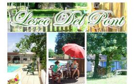 village de gîtes Lesco Del Pont