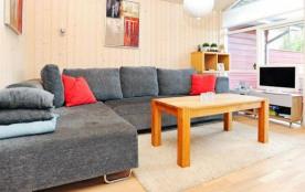 Maison pour 3 personnes à Tranekær