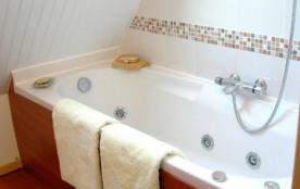 salle de bain du capitaine