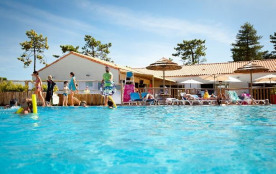 Camping SIGNOL - Mh OLERON 2Ch 4/6Pers + Terrasse Intégrée semi-Couverte