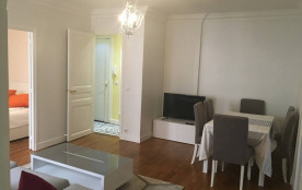 Appartement en plein coeur da paris 16arr