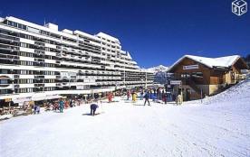 Appart T2-ski pied des pistes-wifi-tv
