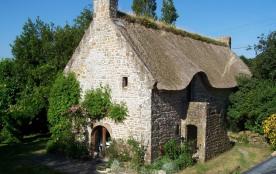 Ravissants gîtes en pierres, typiquement bretons