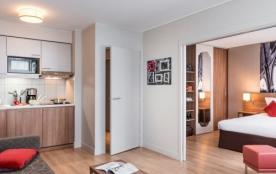 Adagio Aparthotel Paris Bercy - Appartement Studio 2 personnes