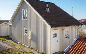 Maison pour 3 personnes à Strömstad