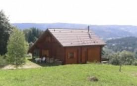 chalet bois tout confort hautes-Vosges
