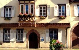 Gîte situé à Kientzheim