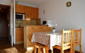 Appartement 1 pièce de 22 m² environ pour 4 personnes situé à 300 m du domaine skiable et à 300 m...